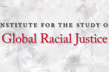 text graphic: Institute for the Study of Global Racial Justice