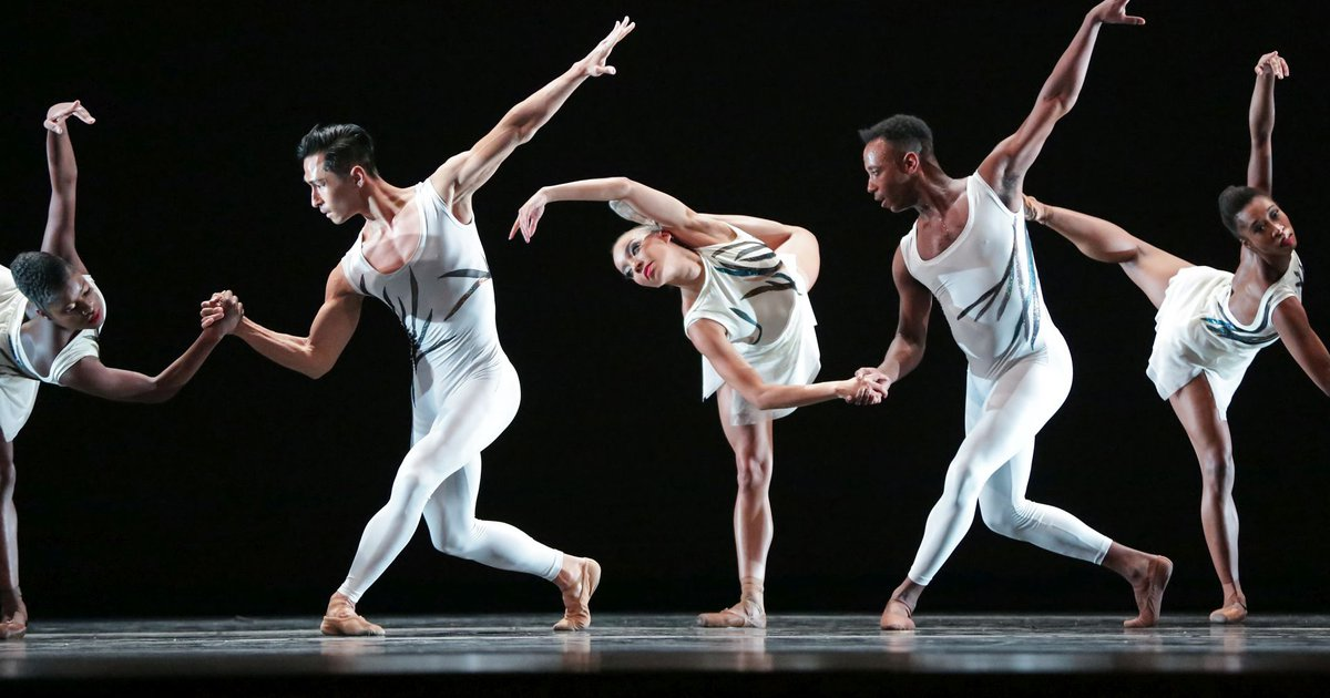 Dance Theatre of Harlem to Build on 50-Year Legacy with $4 Million Grant |  The Andrew W. Mellon Foundation